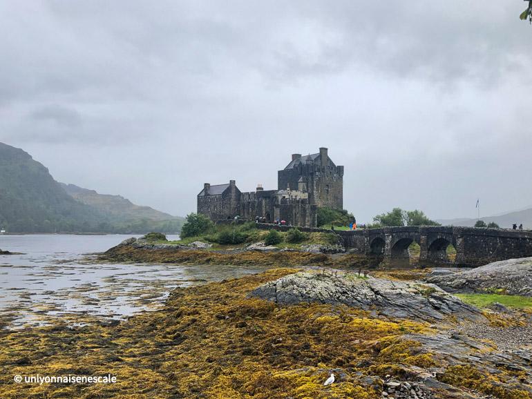 eilean donan castle dornie