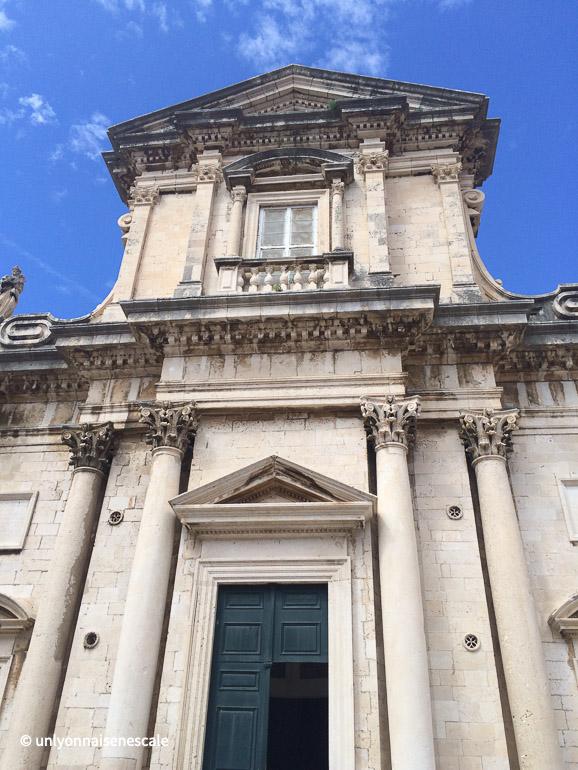 Eglise Saint-Blaise de Dubrovnik