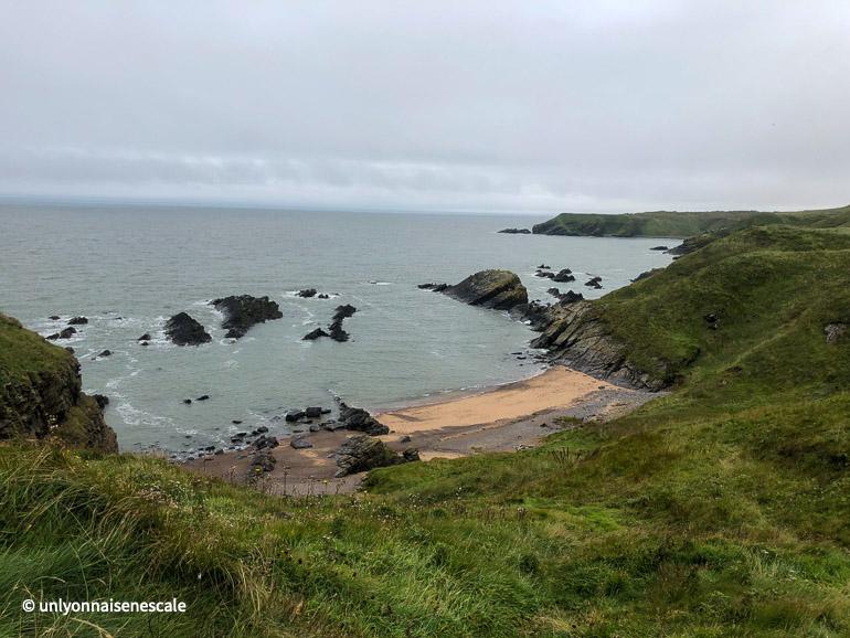 plage sauvage Forvie National Nature Reserve