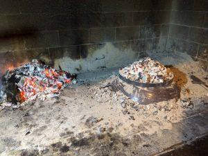 La peka dans un restaurant traditionnel