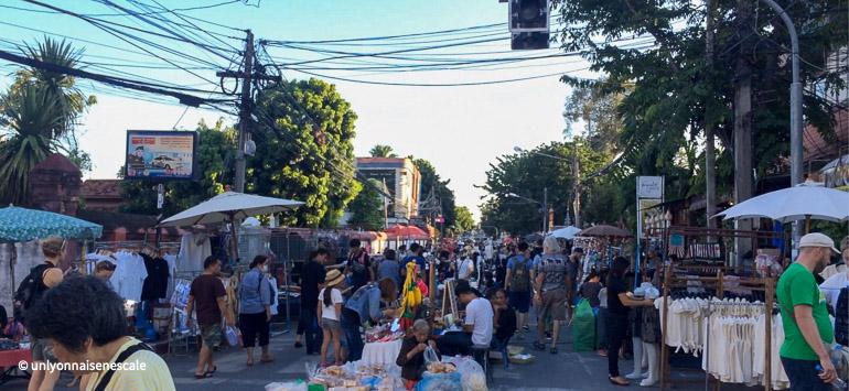 sunday night market qui commence